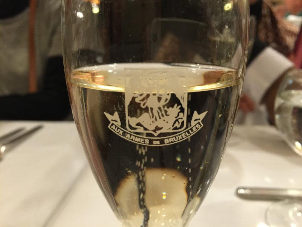 Aux Armes De Bruxelles シャンパン