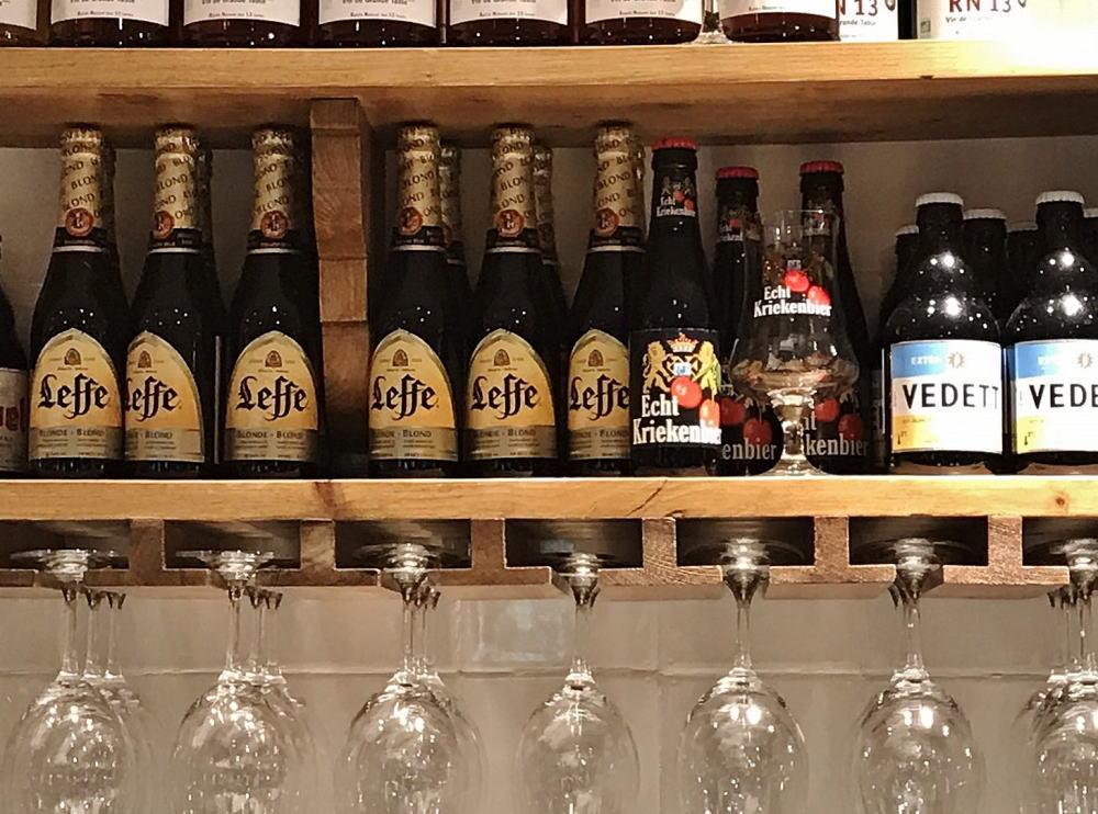 レフ修道院 ベルギービール