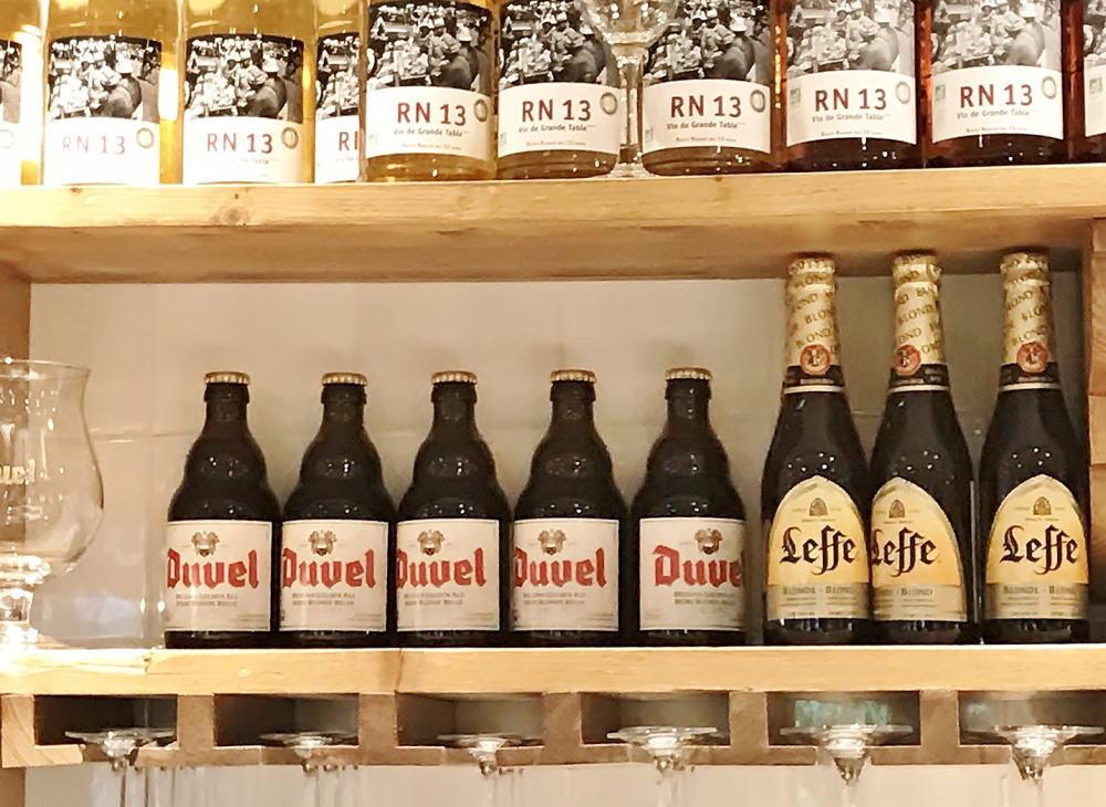 デュベル ベルギービール