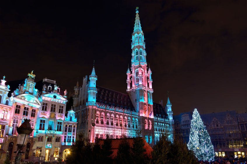 ブリュッセル 観光地
