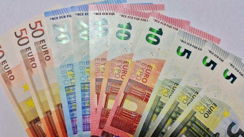 ユーロ 紙幣