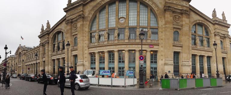 パリ北駅(Paris Nord)